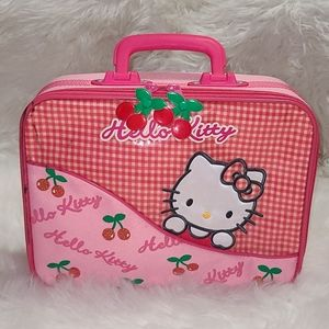 Sanrio Hello Kitty Cherry Mini SuitCase